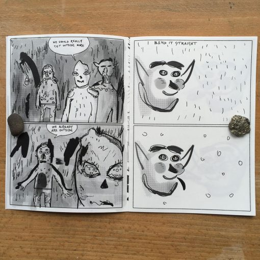 wonderment comic sampler